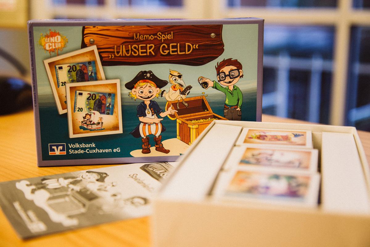 memo-spiel_flint-und-basti_volksbank-stade-cuxhaven - Memo-Spiel