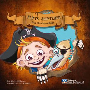 Flints Abenteuer - Der Drachenschatz_Leseprobe
